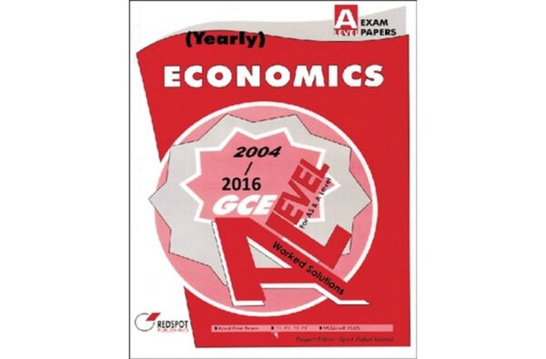 Redspot GCE A Level Economics (Yearly)