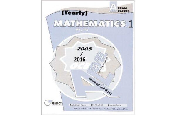 Redspot GCE A Level Mathematics 1 (Yearly)