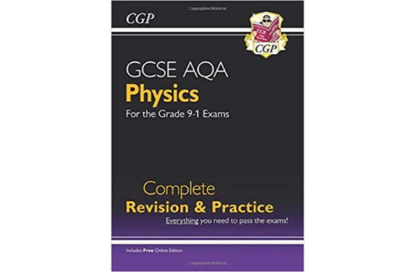 (9-1) Edexcel O Level Physics Complete Revision & Practice (CGP Guide)-  Color Print