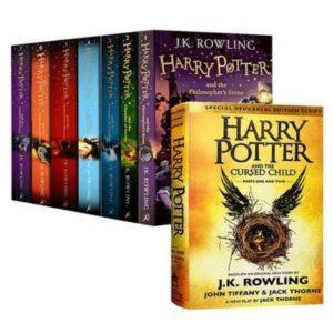 Harry Potter Full Set
